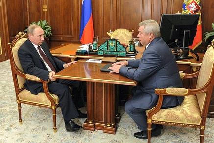 Василий Голубев вошел в состав Совета при Президенте РФ по развитию местного самоуправления