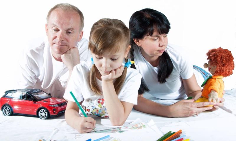 Виктор Носатов: «Я учу свою дочь всегда оставаться собой»