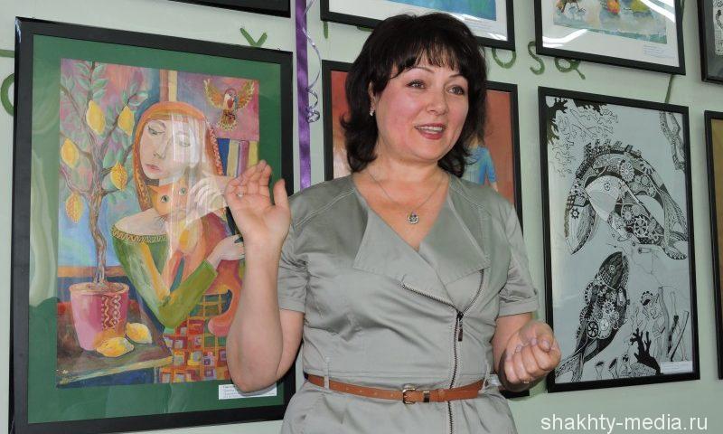 Шахтинке Маргарите Ситниковой присвоено звание «Лучший работник культуры Ростовской области»