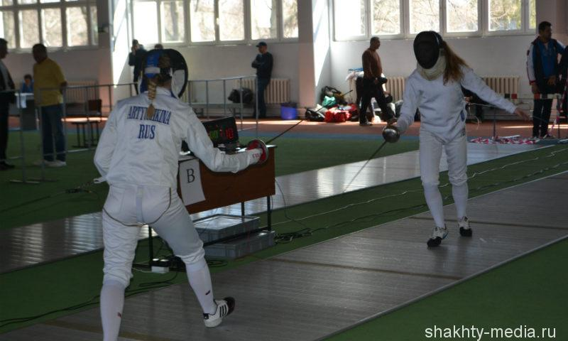 В г.Шахты стартовали Всероссийские соревнования по современному пятиборью
