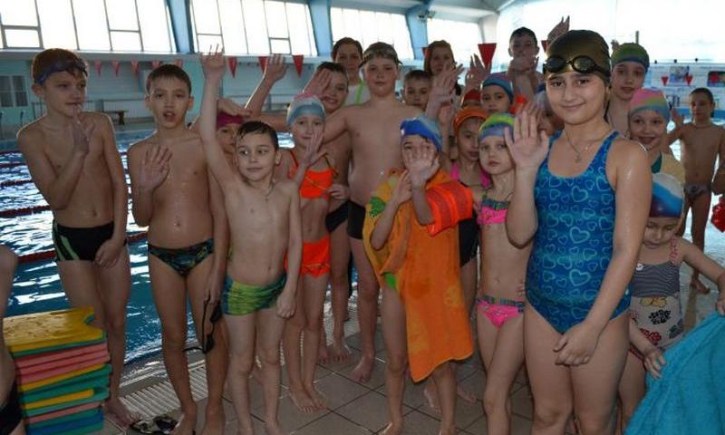 В городе Шахты планируется потратить 2 миллиона рублей на обучение детей плаванию