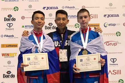 На первенстве Европы по тхэквондо донские спортсмены завоевали четыре медали
