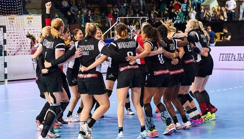Гандболистки «Ростов-Дона» выиграли Кубок ЕГФ у «Битигхайм»