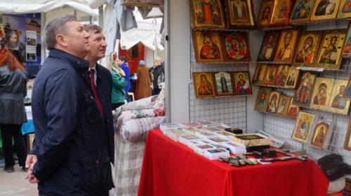 Православная ярмарка открылась в г.Шахты