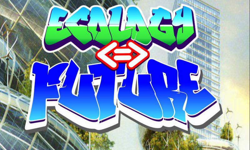 В Шахтах граффитисты пофантазируют на тему экологии