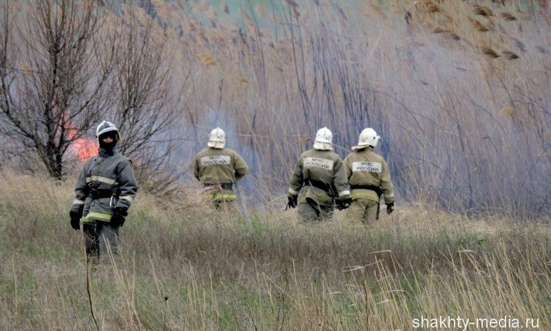 На майские праздники силы МЧС Ростовской области приведены в режим повышенной готовности