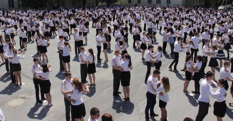 В Ростовской области прошла акция «Синий платочек»
