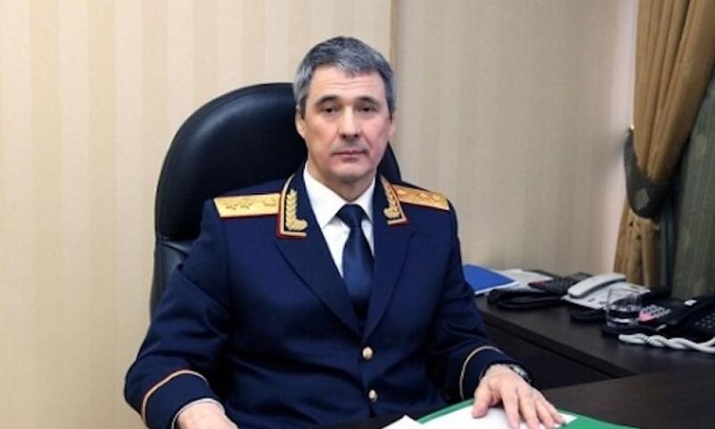 Президент освободил от должности Главного следователя Ростовской области