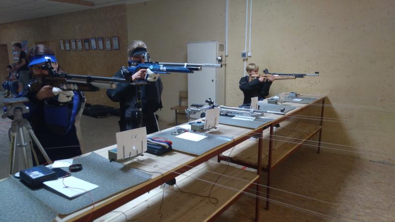 В Шахтах прошел чемпионат города по стрельбе из пневматического оружия, посвященный Дню Победы