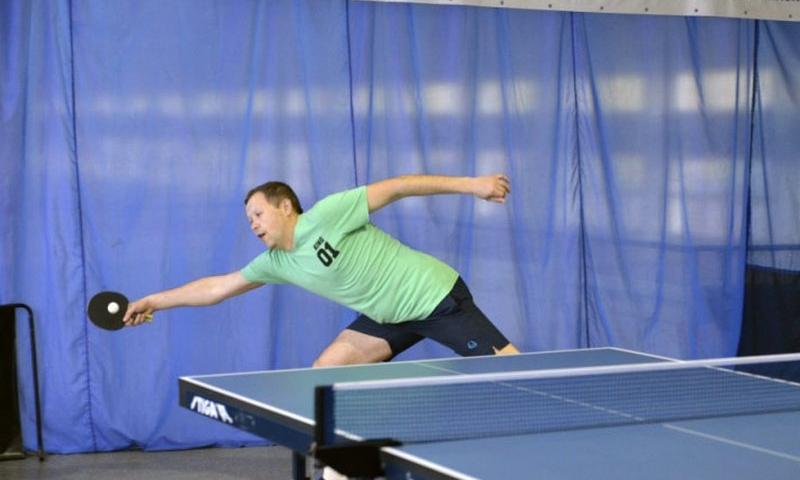 В городе Шахты прошла Спартакиада по настольному теннису среди пожарных