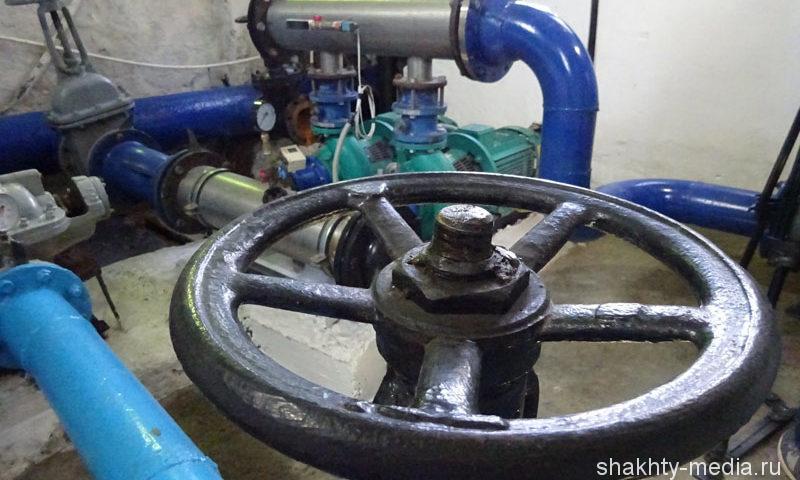 В поселке Таловый города Шахты разрешились проблемы с подачей воды