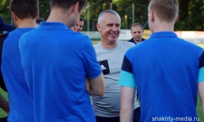 Футбольный клуб «Ростов» провел первую тренировку в Австрии
