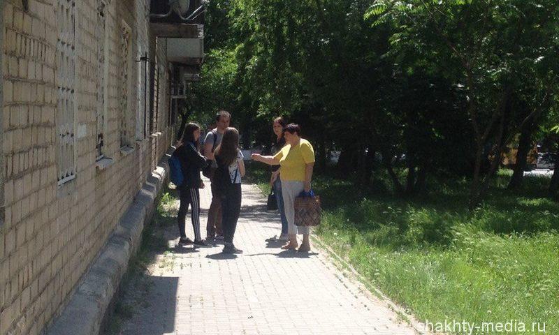 Юные корреспонденты «Шахтинских известий» готовят специальный проект