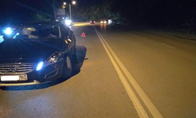 В Шахтах пьяный водитель врезался во встречный автомобиль