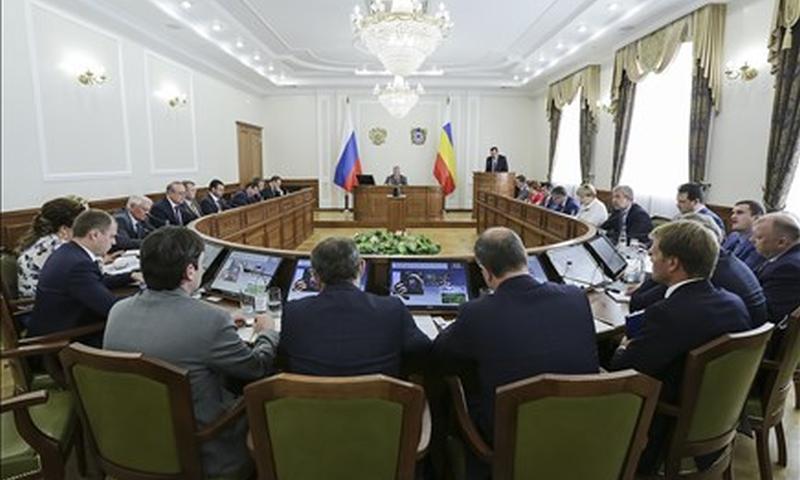 На заседании областного оргкомитета обсудили подготовку к празднованию юбилея Ростовской области