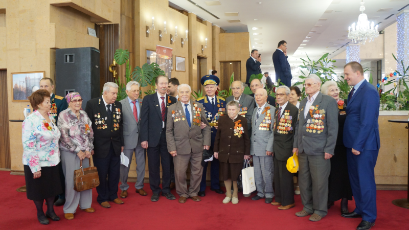 В Ростовской области проживает 3,7 тыс. участников и инвалидов Великой Отечественной войны