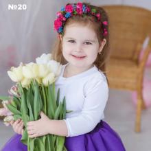 Нина Мирошниченко, 3 года