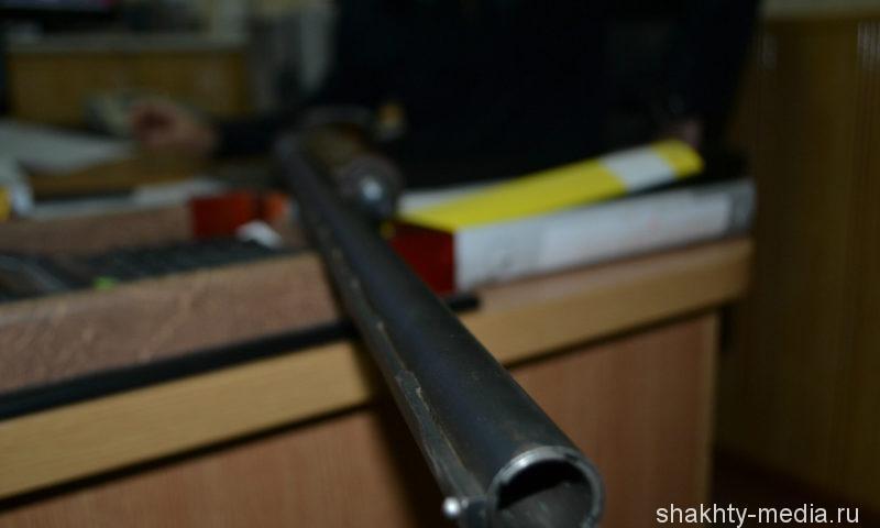 Шахтинец получил срок за незаконное изготовление оружия