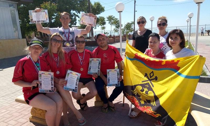 Шахтинские медики стали призерами фестиваля «Бодрость и здоровье»