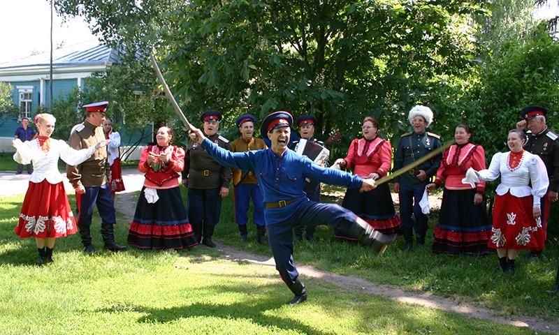 Музей Шолохова предлагает программу, посвященную Дню России