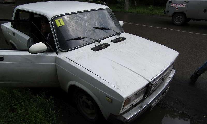 На металлолом сдали угнанный автомобиль в Новошахтинске