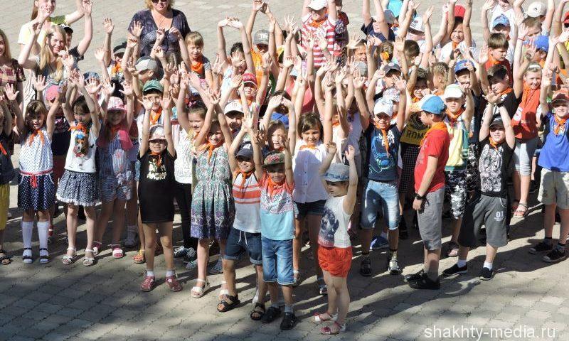 На Дону подведены итоги первой смены летней детской оздоровительной кампании
