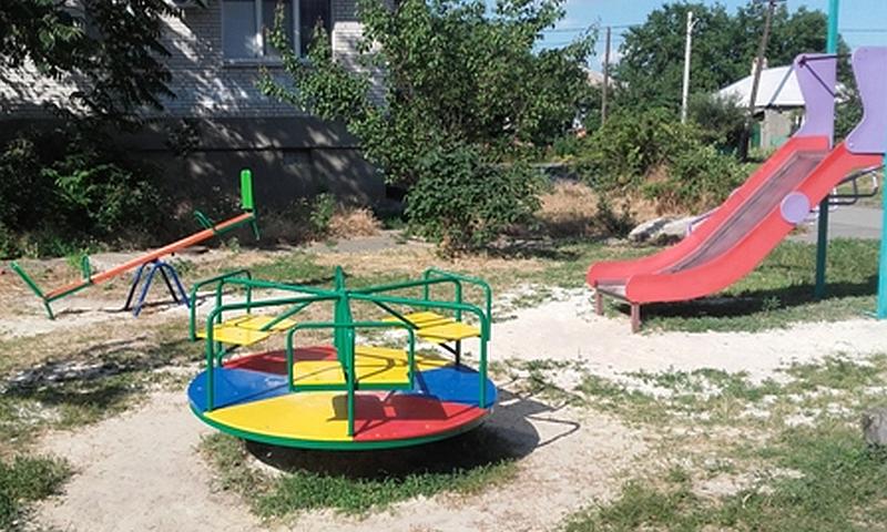 В Шахтах проведена инвентаризация игровых площадок