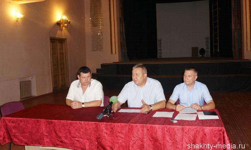 Тематическая информгруппа по вопросам казачества была проведена в г. Шахты