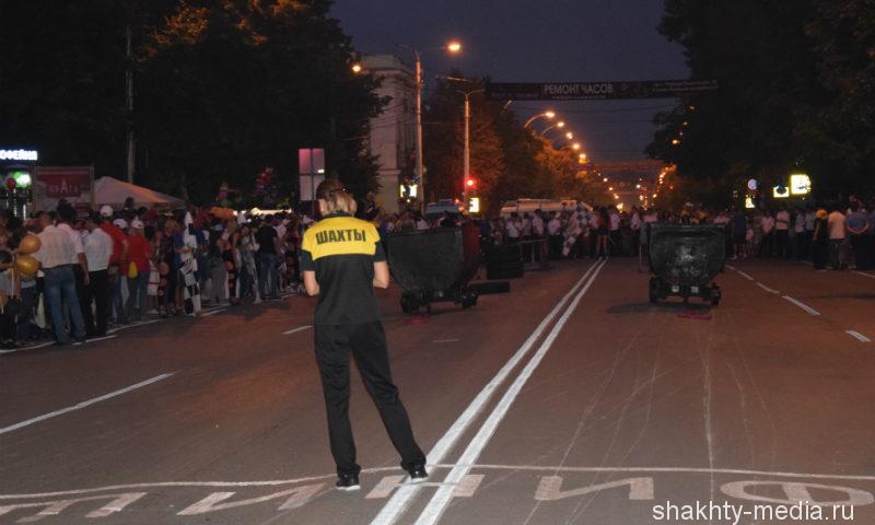 Конкурс «Шахтерская бригада» впервые был организован в городе Шахты