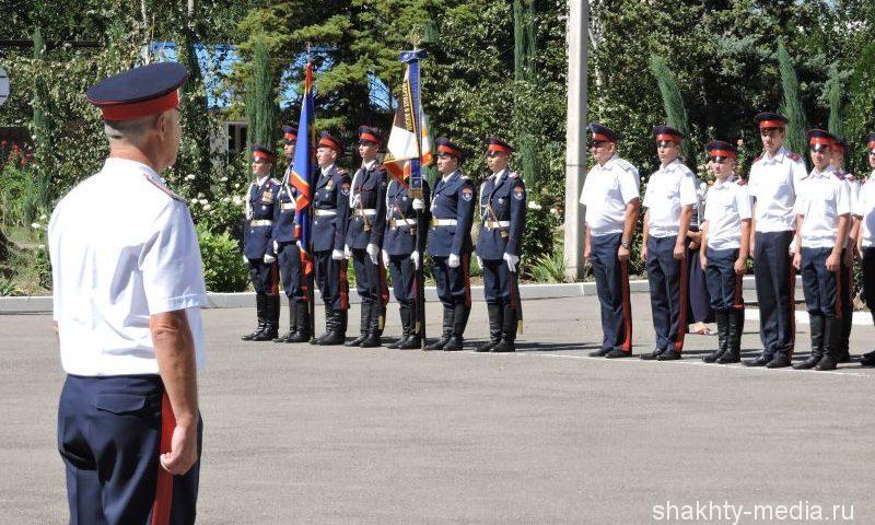 Шахтинский Я.П.Бакланова казачий кадетский корпус – лучший в России
