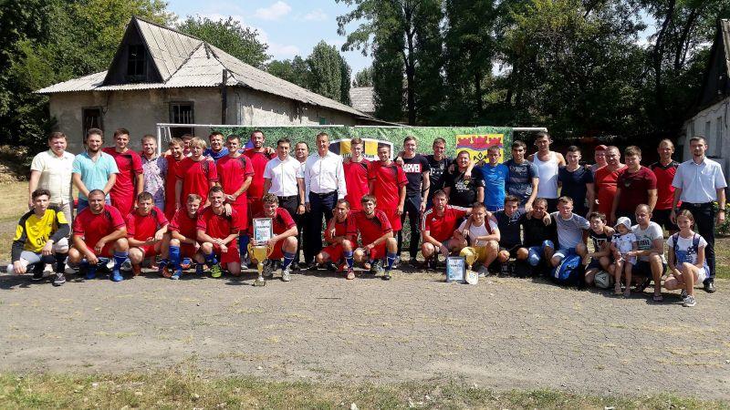 В Шахтах прошла череда спортивных мероприятий, посвященных Дню города и Дню шахтера