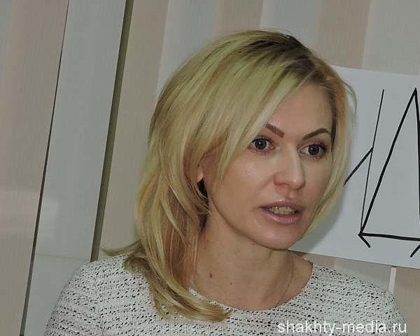 Екатерина Стенякина, председатель Комитетапо молодежной политике, физической культуре, спорту и туризму Законодательного Собрания Ростовской области: