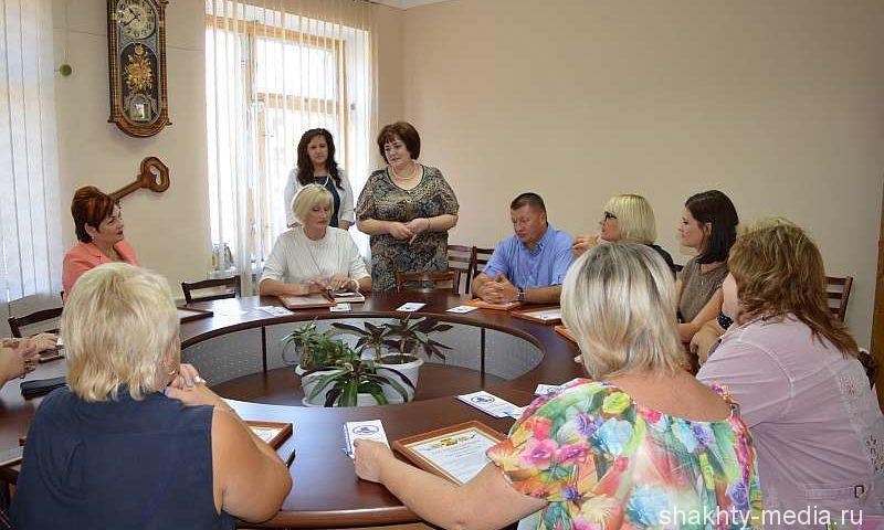 Областной день профессий объединил учебные заведения и предприятия г.Шахты