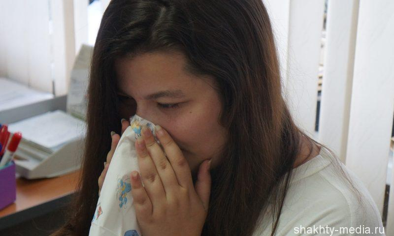 В Ростовской области началась вакцинация от гриппа