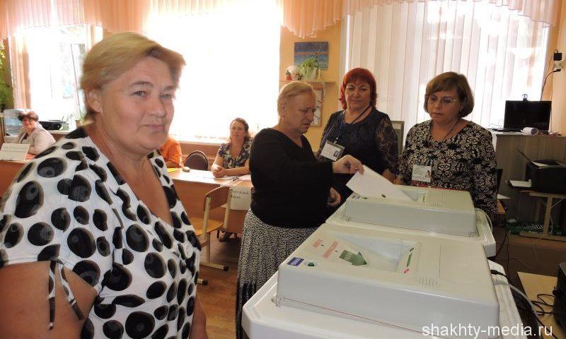 В Единый день голосования 10 сентября в городе Шахты выбирают депутата  городской Думы по 14 округу