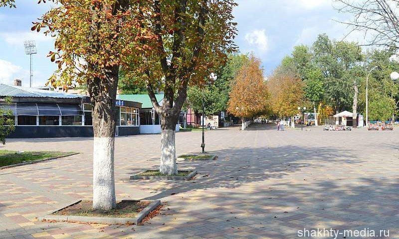 Сегодня в Шахтах сохранится жаркая ветреная погода