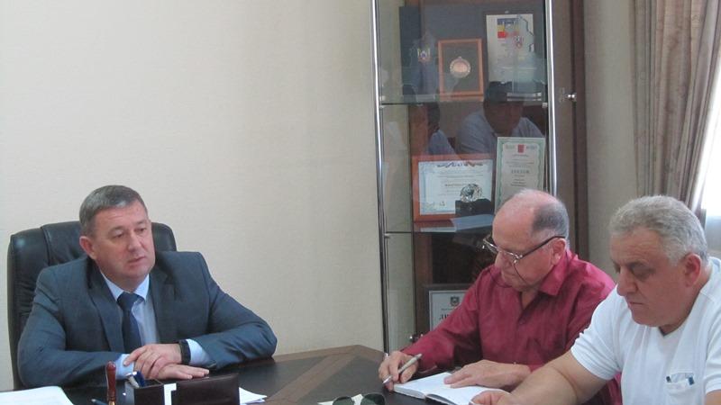 В Шахтах прошло заседание Координационного совета по межнациональным отношениям