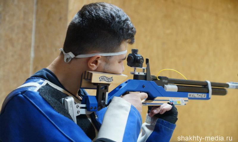 В Шахтах прошло открытое первенство города по стрельбе из пневматического оружия