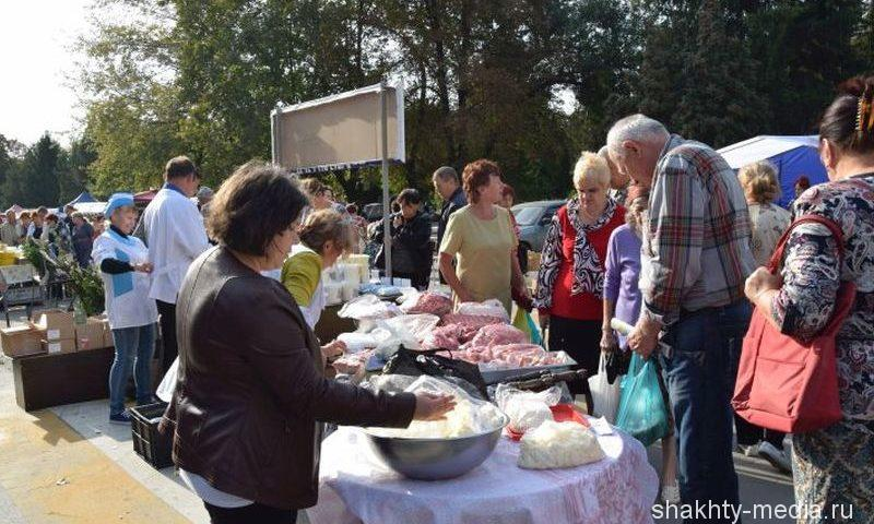 Шахтинцев приглашают на ярмарки