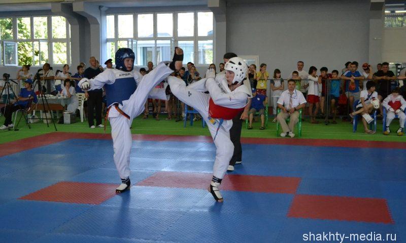 Чемпионат России по тхэквондо впервые  пройдет в Ростове-на-Дону