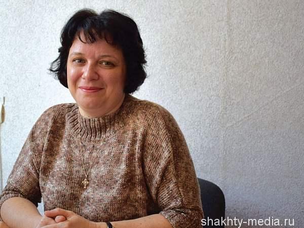 Елена Сергиенко, зам.директора по библиотечно-информационной деятельности МБУК г.Шахты  ЦБС: