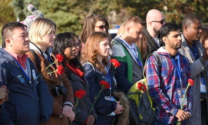 Гости из 49 стран мира побывали в Ростовской области в рамках молодежного фестиваля