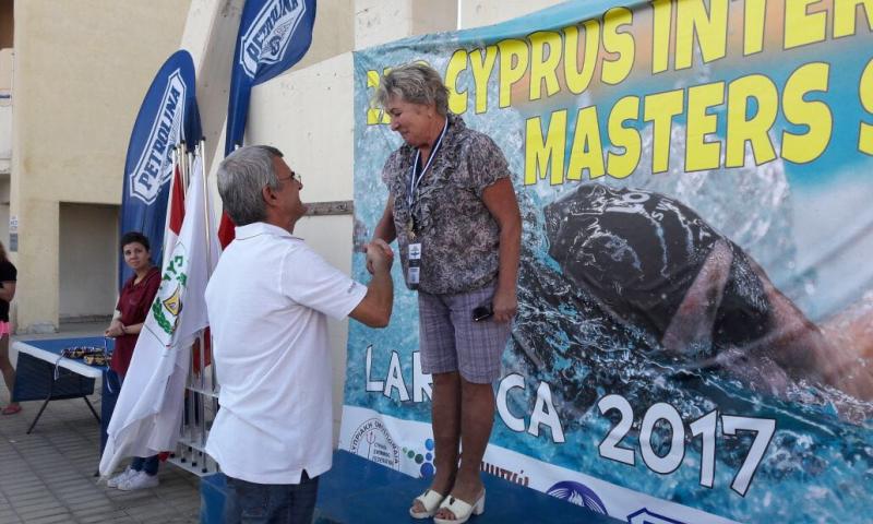 Шахтинские пловцы  завоевали золото на Кипре