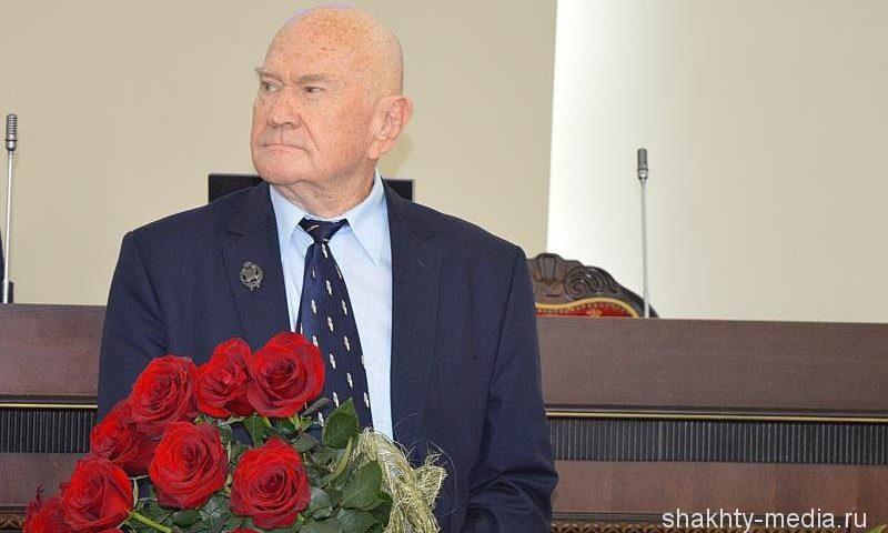 Анатолий Рудь – ровесник Ростовской области