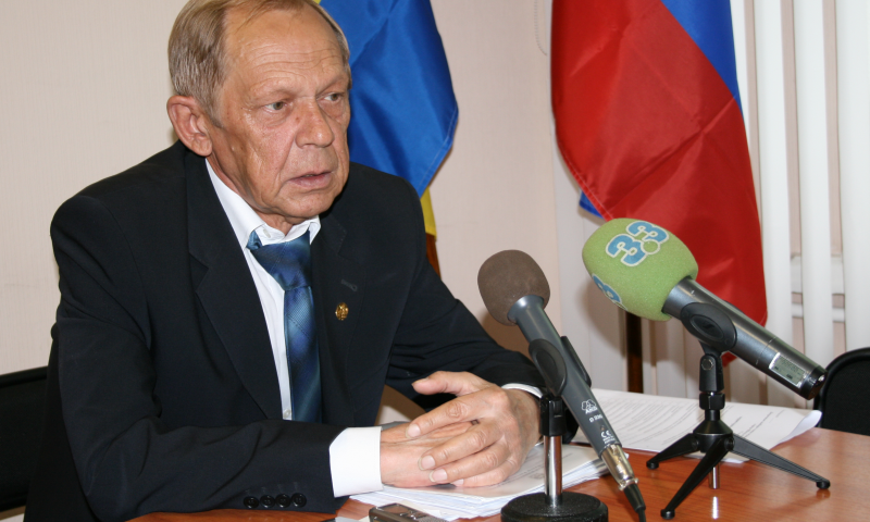 Владимир Жемойтель выступил на  гражданском форуме «Инициативное общество – успешный регион»