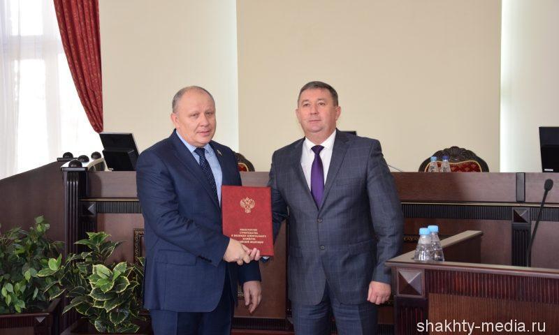 Александр Скориков получил Благодарность Минстроя РФ