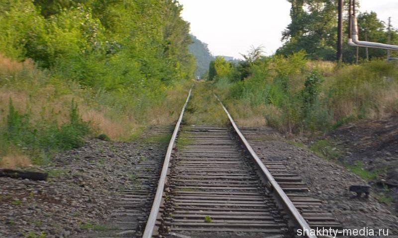 Шахтинца задержали за кражу железнодорожных путей