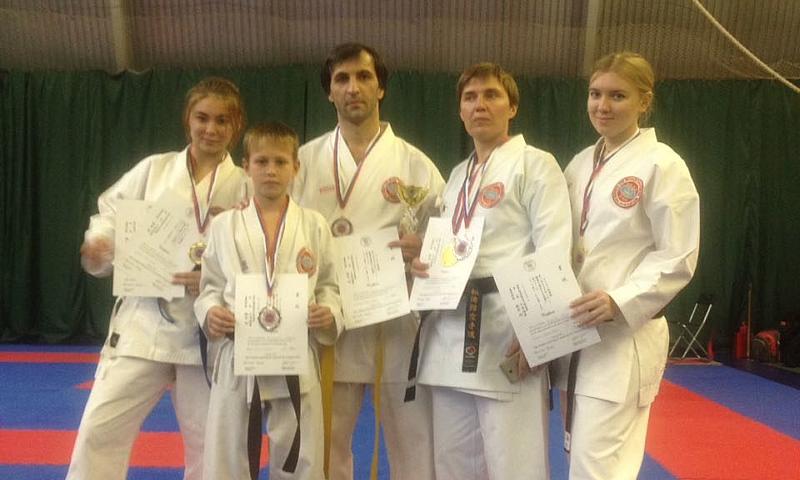 Шахтинские спортсмены стали победителями международного Кубка Касуи