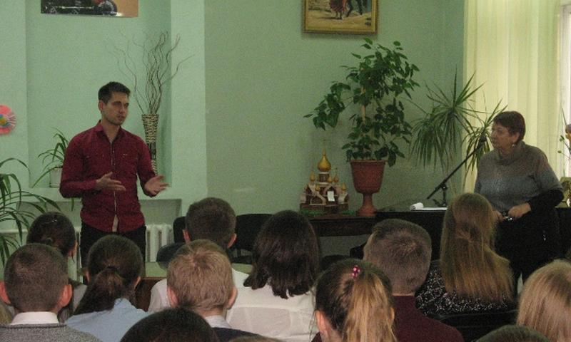 Шахтинские старшеклассники познакомились с профессией  ветеринарного врача-хирурга