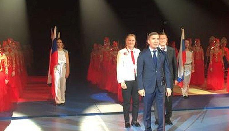 В донской столице прошел фольклорно-этнографический фестиваль спортивных и боевых искусств народов России